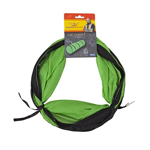 Top 5 best cat tunnel toy for sale 2016 product realty for Jackson galaxy amazon