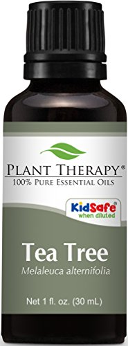 Tea Tree (Melaleuca) Essential Oil. 30 ml (1 oz). 100% Pure, Undiluted, Therapeutic Grade.