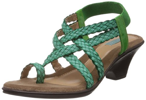 Catwalk Women's Blue Fashion Sandals - 7 UK (brown)