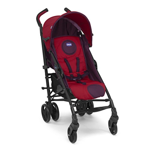 Chicco Lite Way Stroller Basic (Red)