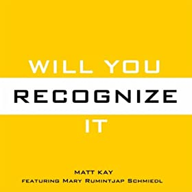 Will You Recognize It (feat. Mary Rumintjap Schmiedl)
