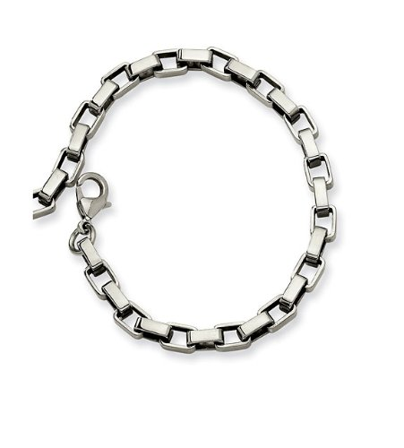 Mens Thin Stainless Steel 8