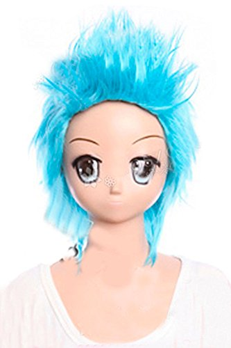[Japan Cosplay] ONE PIECE Franky Japanese Anime Cosplay Wig