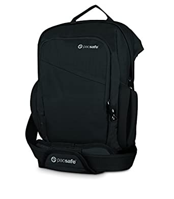Pacsafe Venturesafe 300 GII Anti-Theft Travel Bag - Black, 9 Litres