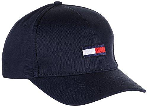 Hilfiger Denim Thdm Cap 3, Berretto da Baseball Uomo, Blu (Black Iris), Taglia Unica (Taglia Produttore: OS)