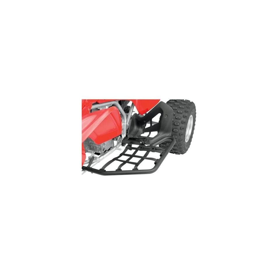 DG Performance 60 2450X   Alloy Series Nerf Bar   Textured Black fits Honda TRX 450R (2004   2007)
