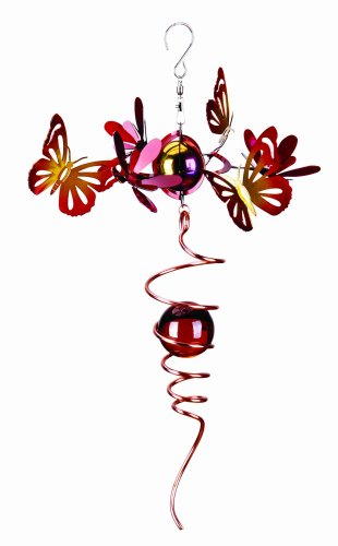 Red Carpet Studios Nature's in Flight Butterfly Spinner