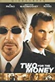 Two for the Money (Widescreen Edition)