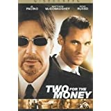 Two For the Money (Widescreen Edition)by Matthew McConaughey