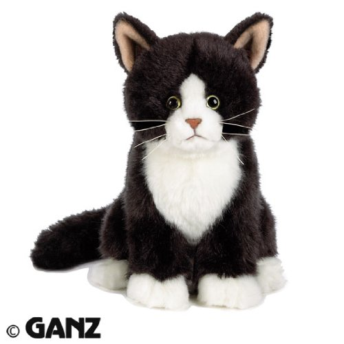 Webkinz Plush Signature Series Tuxedo Cat
