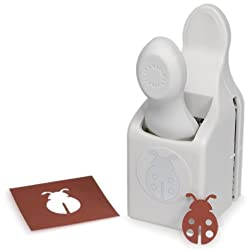 Martha Stewart Crafts Double Embossed Punch, Ladybug