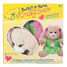 Colorbok Build A Bear Kit Tan Swirl Bunny Fairy front-949457