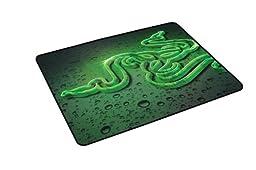 Razer Goliathus Medium Speed Soft Gaming Mouse Mat, Black and Green