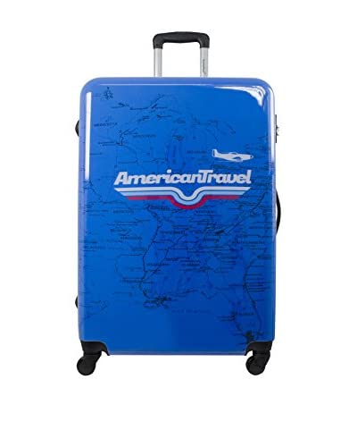 AMERICAN TRAVEL Trolley rígido Large Times Square 70 cm