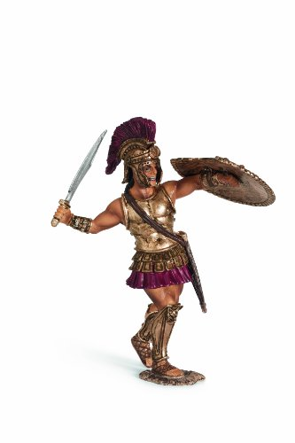 Buy Low Price Schleich The Fearless Roman Figure (B004GXJCVA)