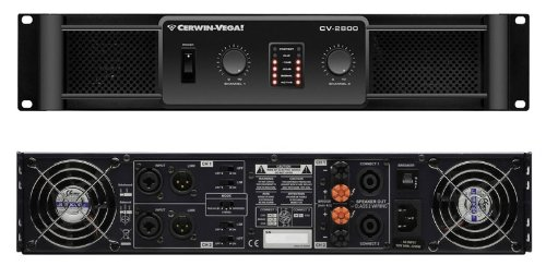 Cerwin Vega Cv-2800 High Performance Power Amplifier