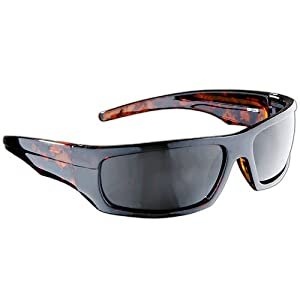 Dice Uni Sonnenbrille, braun, D012235