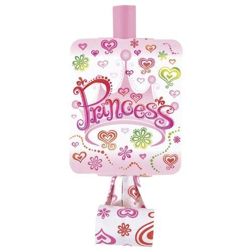 Princess Diva Party Blowouts (8) - 1