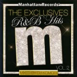 "Manhattan Records""The Exclusives""-R&B Hits Vol.2-"