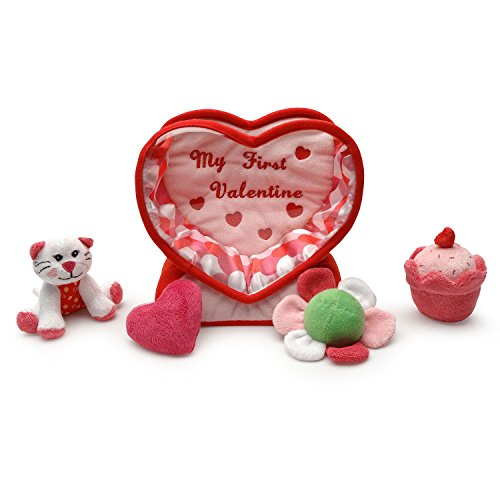 Babys-My-First-Valentines-Day-Playset-Gift-Idea-NEW