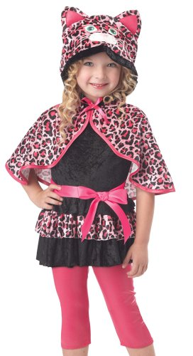 California Costumes Cutesy Kitty Toddler Costume