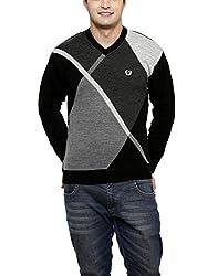 Leebonee Acrylic Men's Full Sleeve Sweater