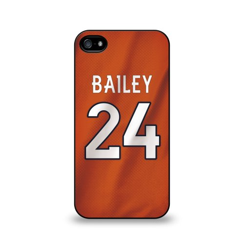 Champ Bailey - Denver Broncos Iphone 4/4S Case Cover by Phone Jerseys at Amazon.com
