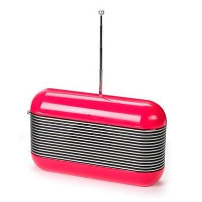 Pink 'Sixties' Radio