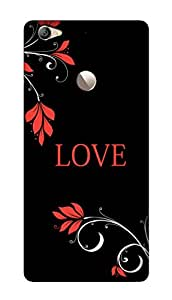 SWAG my CASE PRINTED BACK COVER FOR LETV LE 1S Multicolor