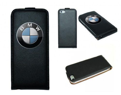 Great Price Genuine Leather iphone 5 Case BMW