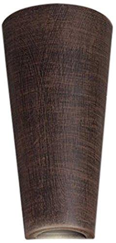 Lampex 028/WEN Applique murale Tuba, wengé