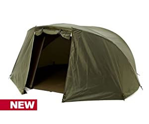 Trakker Cayman 1-Man Bivvy Carp Fishing Coarse Fishing Session Shelters from Trakker
