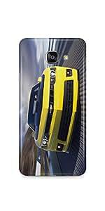 Casenation Chevrolet Camaro Samsung Galaxy A7(2016) Glossy Case