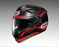 �V���[�G�C(SHOEI) GT-Air JOURNEY(�W���[�j�[) TC-1(RED/BLACK) M(57cm)