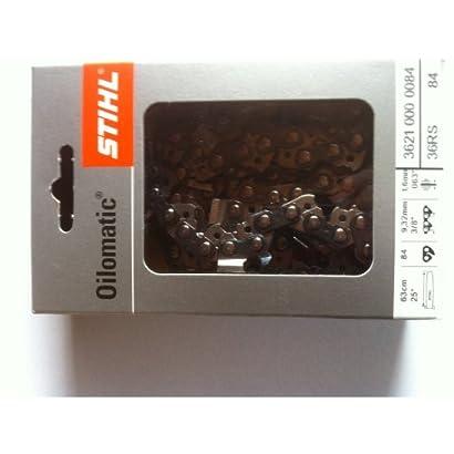 60cm Stihl Rapid Micro Kette für McCulloch 800 Motorsäge Sägekette 3//8 1,3