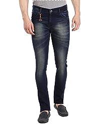 Fever Men's Jeans (211675-1-36_Dark Blue)