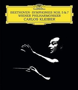 Beethoven: Symphony Nos. 5 & 7 (Blu-ray Audio)