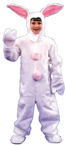 Bunny Suit, Child Size 6-8 Child Halloween Costume (6-8)