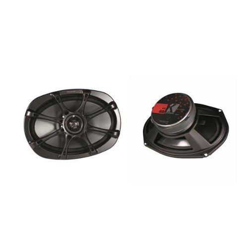 Kicker 11Ks69 6X9 Coaxil Speakers