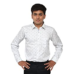 Kriss Sport Printed Men's Formal Slim Fit Shirt