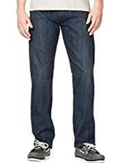 Blue Harbour Regular Fit Stretch Jeans