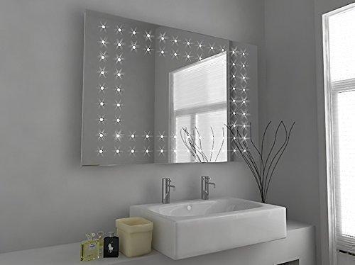 Specchio da Bagno Illuminato a LED - Bose c43sh altezza:600 x lunghezza:900 X profondità:45mm
