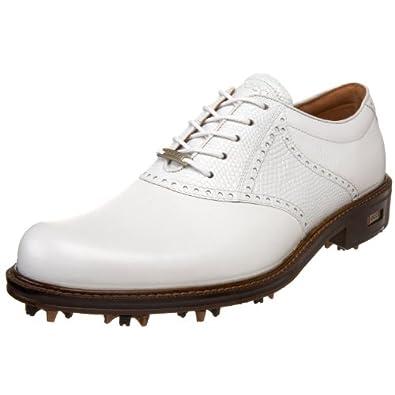 Buy ECCO Mens World Class GTX Golf Shoe by ECCO