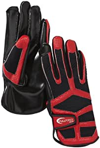Full Force Spider Receiver FF02041022 Gloves black/red Size:XS