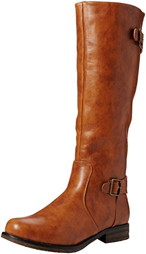 LotusPilot - Stivali donna , Marrone (Marrone (Tan)), 39.5