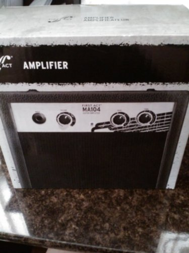 First Act Gaming Amplifier For Psp/Ds/Dsi/Electric Guitars