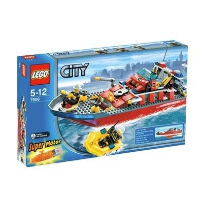 LEGO City 7906 Fireboat