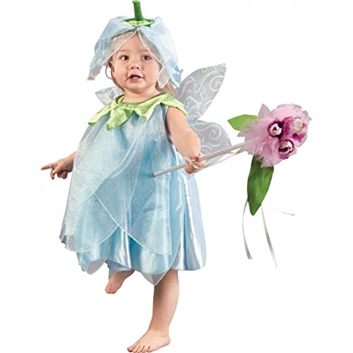 Child's Infant Toddler Blue Fairy Halloween Costume (18-24 Months)
