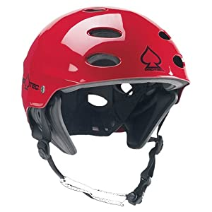 Pro-Tec Ace Wake Helmet (Red, X-Large)