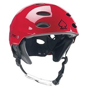 Pro-Tec Ace Wake Helmet (Red, X-Large)